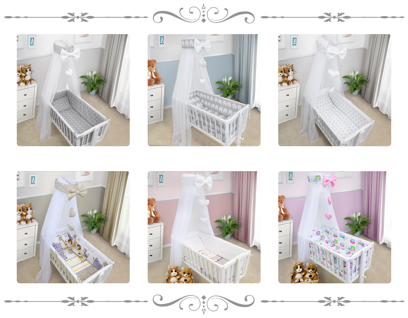 baby bettw sche 80 x 70cm babyset f r kinderwagen wiege stubenwagen baumwolle ebay. Black Bedroom Furniture Sets. Home Design Ideas